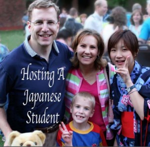 Hosting A Japanese Student